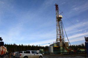 petrolia foreuse horizontale