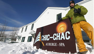 AUBERGE CHIC CHAC