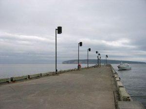 quai percé
