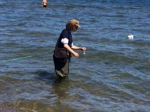 Échantillonnage plage