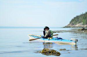 Christian Morneault kayak