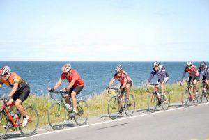 Vélo tour de la Gaspésie